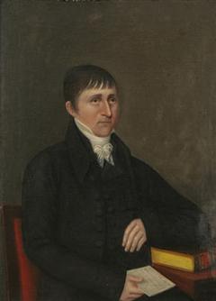Portrait of Elisha Stansbury