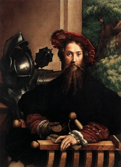Portrait of Galeazzo Sanvitale