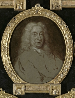 Portrait of Hendrik van der Zande, Jurist and Dramatic Poet in Amsterdam