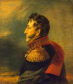 Portrait of Ivan T. Sazonov (1755-1823) (1st)