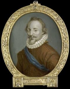 Portrait of Jacob van den Eynde, Governor of Woerden