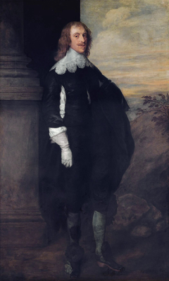 Portrait of James Hay, 2nd Earl of Carlisle (c1612-1660)