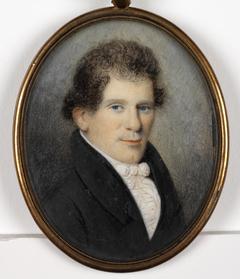 Portrait of James Sayville of Lexington, Kentucky