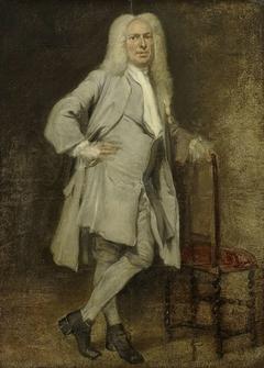 Portrait of Jan Lepeltak, Timber Merchant in Amsterdam, Regent of the Aalmoezeniersweeshuis Orphanage