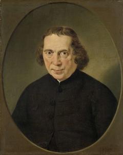 Portrait of Jan Nieuwenhuyzen