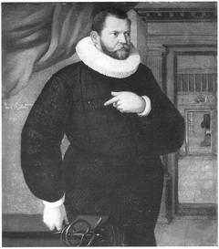 Portrait of Johann von Mardorff