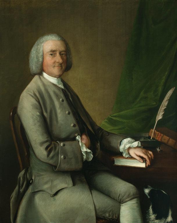 Portrait of John Sparrowe Esq