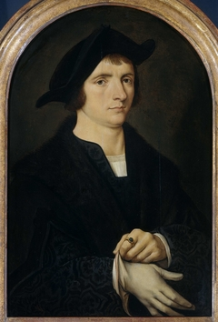 Portrait of Joris Vezeleer