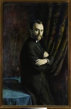 Portrait of Konrad Dynowski