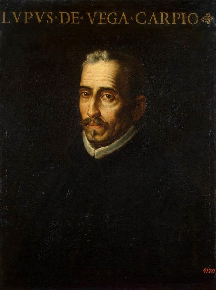 Portrait of Lope de Vega (1562-1635)