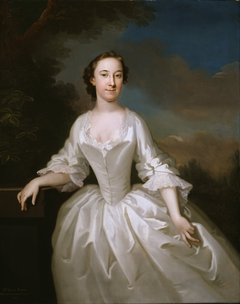 Portrait of Lucy Parry, Wife of Admiral Parry