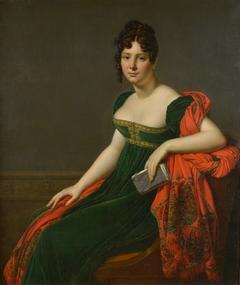 Portrait of Madame Augustine Bertin de Veaux