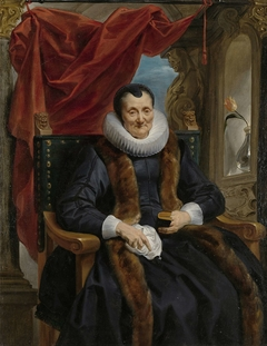 Portrait of Magdalena de Cuyper