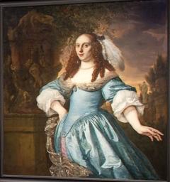 Portrait of Margaretha Trip, wife of Samuel de Marez