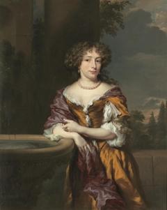 Portrait of Maria Magdalena van Alphen