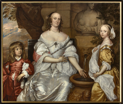 Portrait of Maria van Reigersberg (1628-1673)