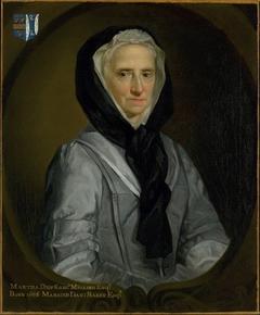Portrait of Martha Baker