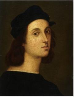 Portrait of Raphael (1483-1520)