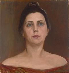 Portrait of Sigrid af Forselles