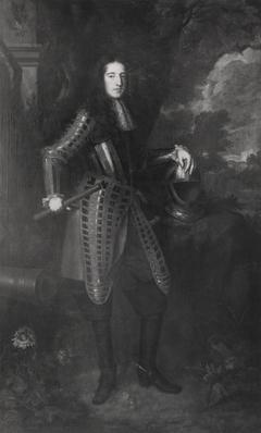 Portrait of Stadholder-King William III (1650- 1702)