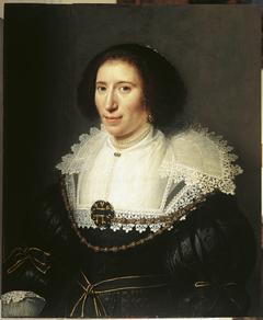 Portrait of Susanna Hoefnagel