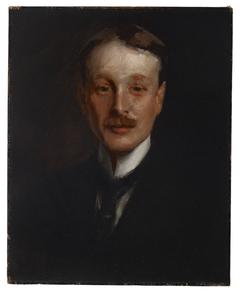 Portrait of William Francklyn Paris