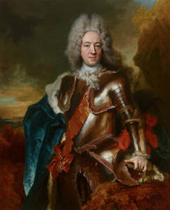 Portrait of William Hyacinth (1666-1743)