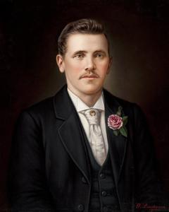 Portrait of William Smart
