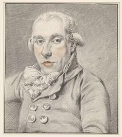 Portret van Augustijn Claterbosch
