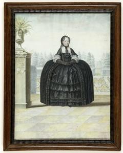 Portret van Keizerin Maria Theresia van Oostenrijk (1717-1780)