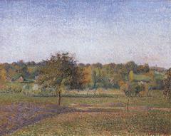 Prairie à Éragny