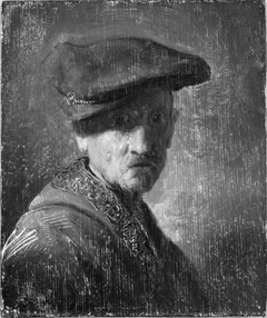 Rembrandt's father