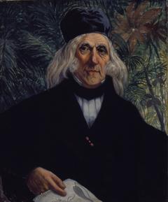 Retrato de Augusto de Saint Hilaire