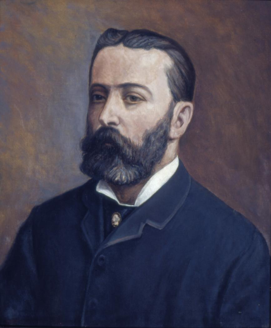 Retrato do Barão Geraldo de Rezende