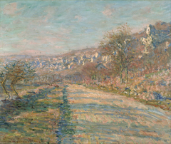 Road of La Roche-Guyon
