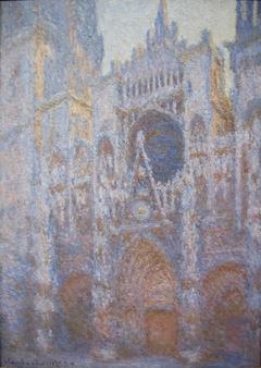 Rouen Cathedral, Portal