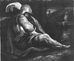 Schlafender Krieger (Nachahmer)