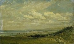 Shoreham Bay, near Brighton (1824)