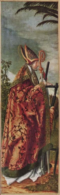 St. Erasmus of Formiae