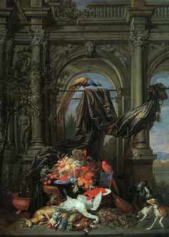 Still Life in an Architectural Setting