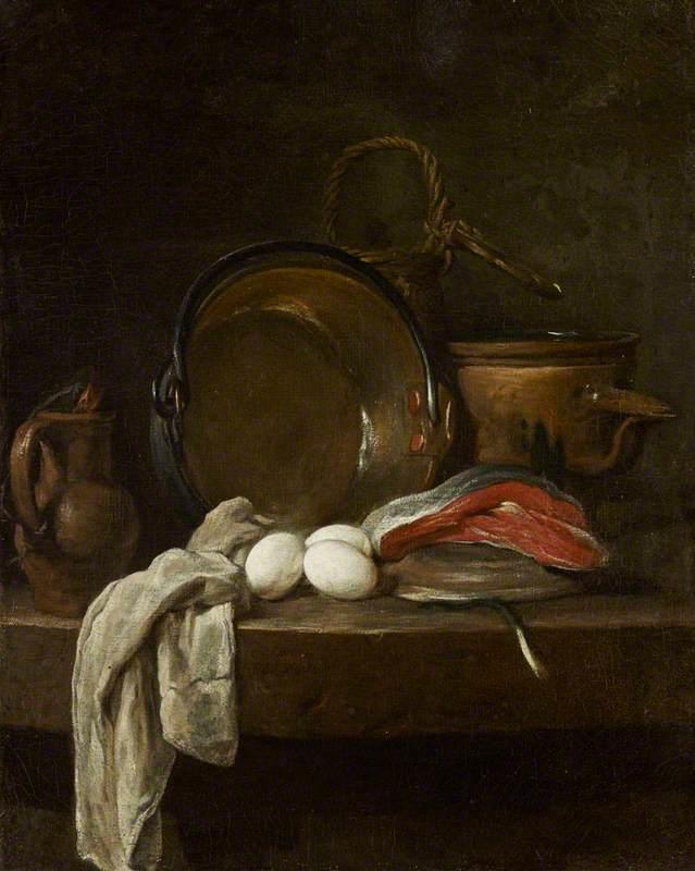Still-life: The Kitchen Table