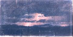 Storm Over Hudson Valley