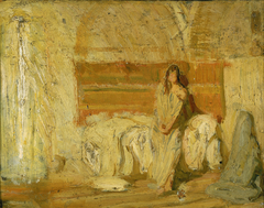 Study for the Annunciation