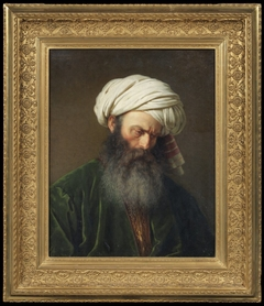 Study of a Man in Turkish Dress