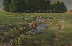 The Babbling Brook