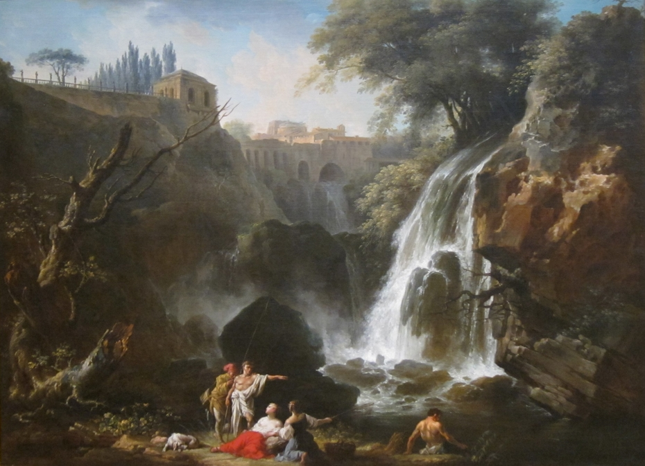 The Cascades of Tivoli