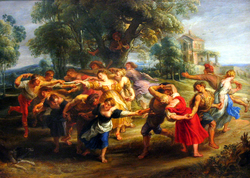 The Dance of the Villagers