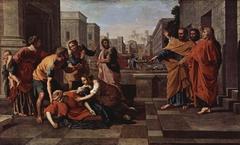 The Death of Sapphira