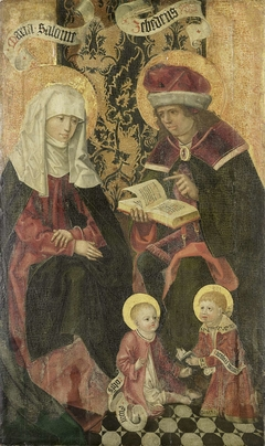 """""""The Family of Zebedee"""