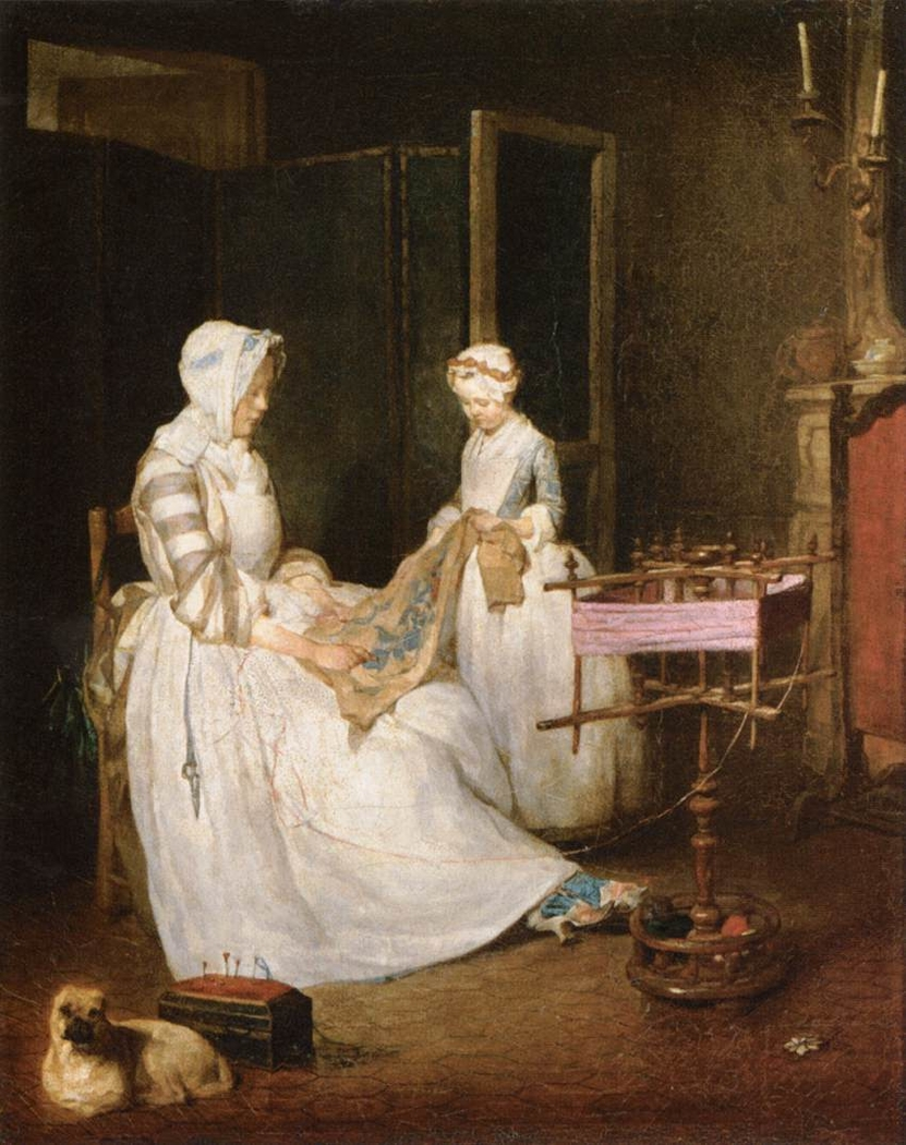 The Hard-working Mother